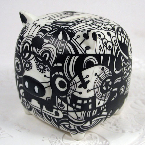 Pig Bank - A by Chang Fun Hsan_e0118156_20263428.jpg