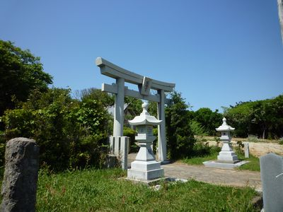 織幡神社(3)祭神・壱岐真根子の悲劇_c0222861_2146257.jpg