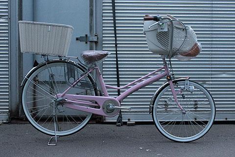 ノーブランド子供乗せ自転車_e0126901_0464489.jpg