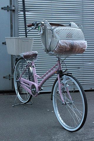 ノーブランド子供乗せ自転車_e0126901_046463.jpg