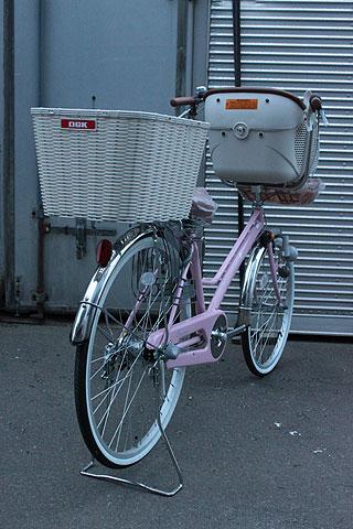 ノーブランド子供乗せ自転車_e0126901_0464972.jpg