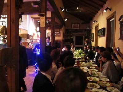 Wおめでたい結婚式二次会 【Chef\'s Report】_f0111415_181720.jpg