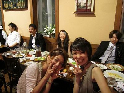 Wおめでたい結婚式二次会 【Chef\'s Report】_f0111415_183257.jpg