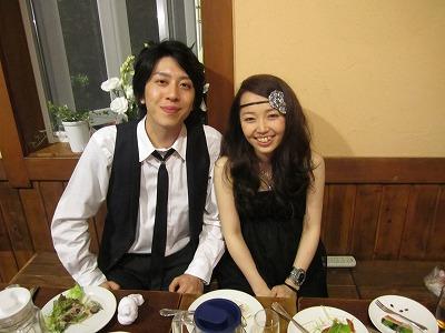Wおめでたい結婚式二次会 【Chef\'s Report】_f0111415_184792.jpg