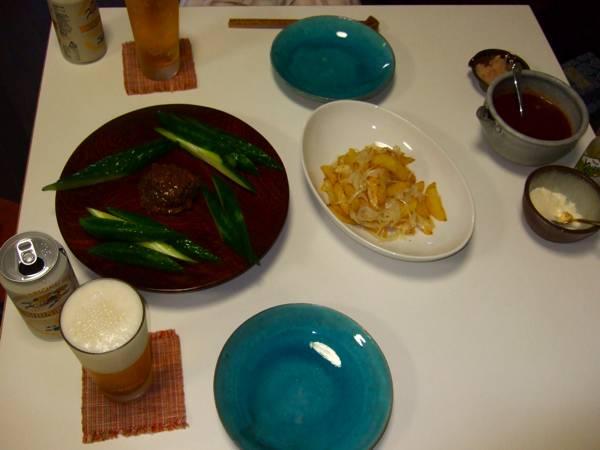 クネル 今日はリヨン料理。_a0095931_10283283.jpg