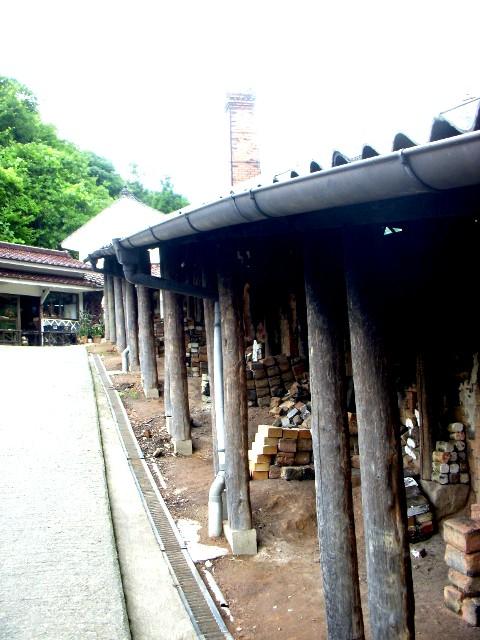 夏の小鹿田焼き_c0156749_18373394.jpg