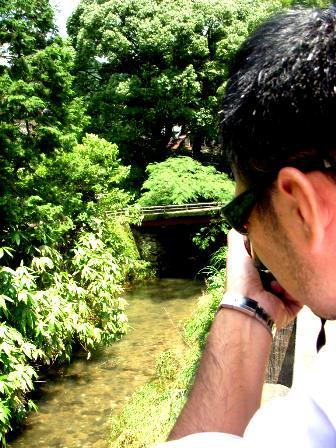 夏の小鹿田焼き_c0156749_1885574.jpg