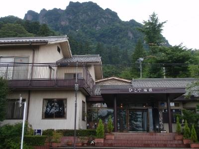 カリファミリー、マミちゃんのお山と軽井沢へ(^^)/_b0001465_1251683.jpg