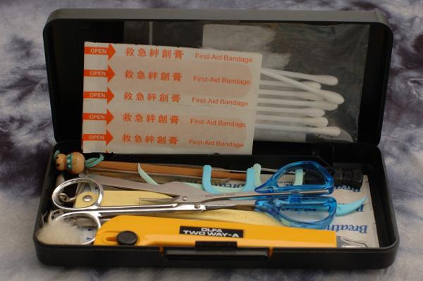 お気に入りの道具たち(2) MINI MAGLITE CASE_b0131470_21153918.jpg