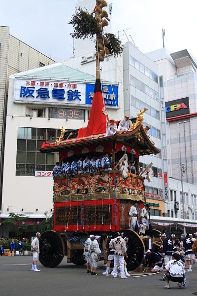 祇園祭 ~山鉾巡行(前編)~_e0051888_15155828.jpg