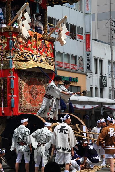 祇園祭 ~山鉾巡行(前編)~_e0051888_15161124.jpg