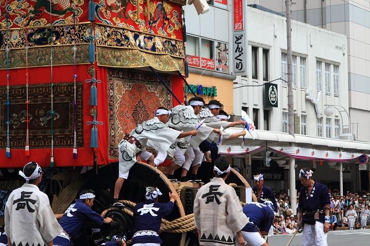 祇園祭 ~山鉾巡行(前編)~_e0051888_151632100.jpg