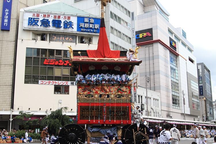 祇園祭 ~山鉾巡行(前編)~_e0051888_15165153.jpg