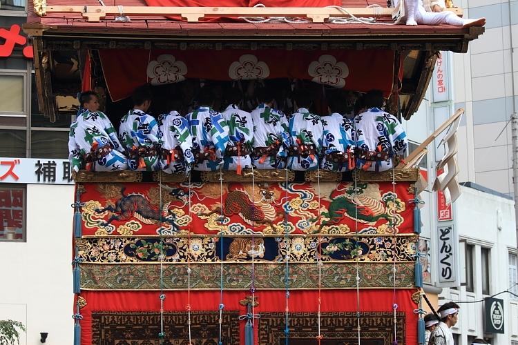 祇園祭 ~山鉾巡行(前編)~_e0051888_1517797.jpg