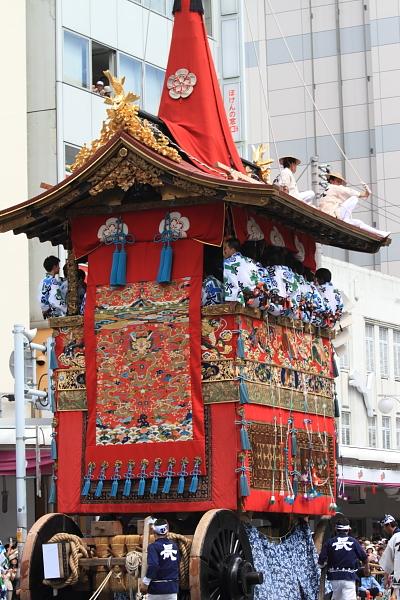 祇園祭 ~山鉾巡行(前編)~_e0051888_15181691.jpg