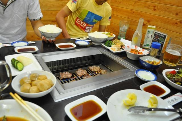 みんなは焼き肉、かぼちゃんはお留守番_a0126590_7586.jpg