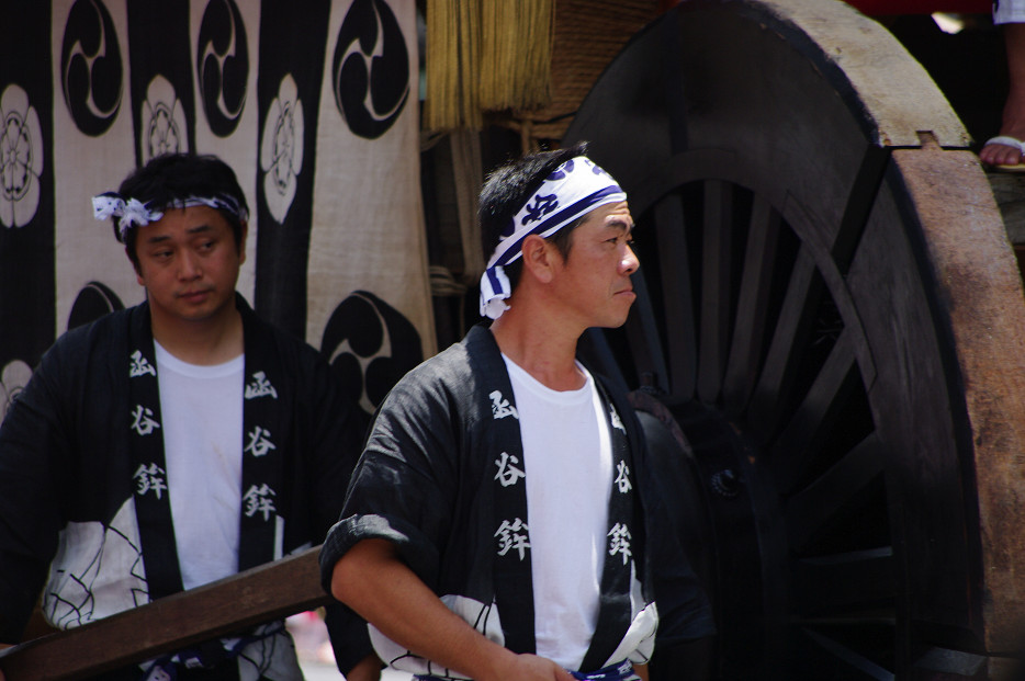 祇園祭 山鉾巡行 ~辻回し~(前編)_f0152550_17391226.jpg