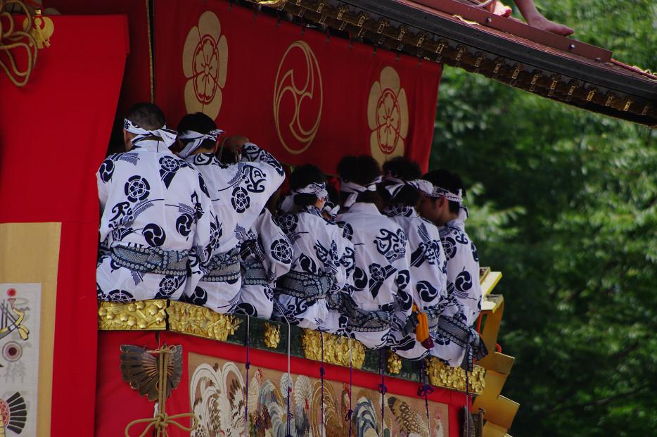 祇園祭 山鉾巡行 ~辻回し~(前編)_f0152550_17392819.jpg