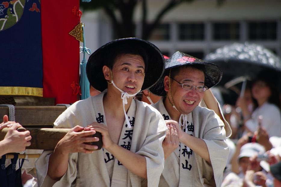 祇園祭 山鉾巡行 ~辻回し~(前編)_f0152550_1739370.jpg