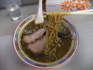 室蘭 味の大王 カレーラーメン ツー!!_c0226202_733627.jpg
