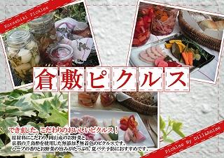 三斎市 「倉敷ピクルス」完売御礼_d0164523_22162611.jpg