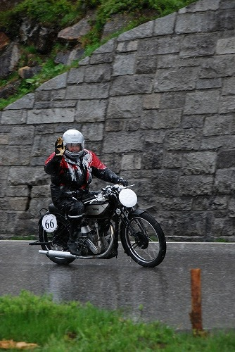 Grossglocker Trophy 2010 -- The second hill climb --_f0164058_1855413.jpg