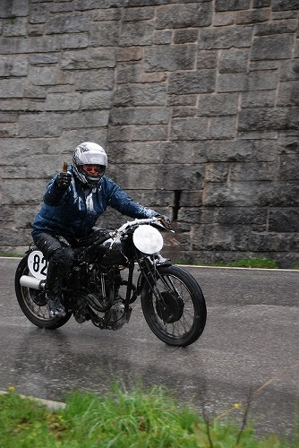 Grossglocker Trophy 2010 -- The second hill climb --_f0164058_1861244.jpg
