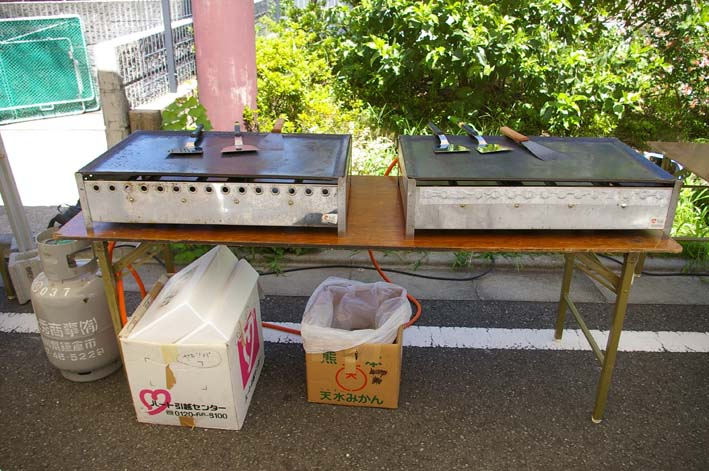 祭りはコミュニティを維持させる舞台装置:10高野台夏祭り_c0014967_19285824.jpg