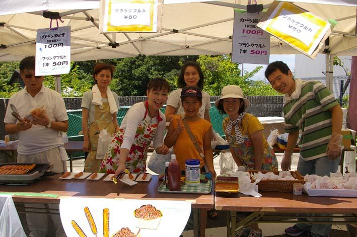 祭りはコミュニティを維持させる舞台装置:10高野台夏祭り_c0014967_19295081.jpg