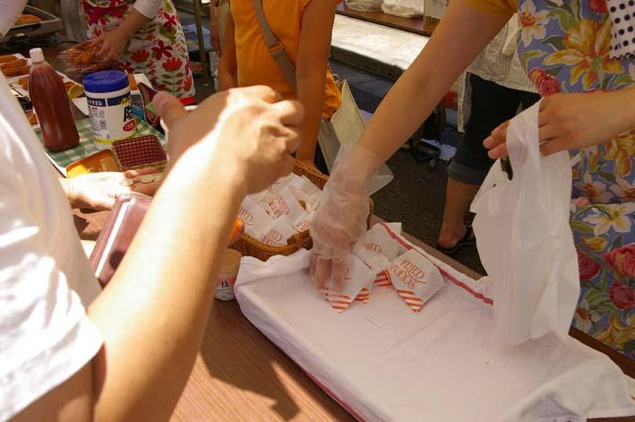 祭りはコミュニティを維持させる舞台装置:10高野台夏祭り_c0014967_19331015.jpg