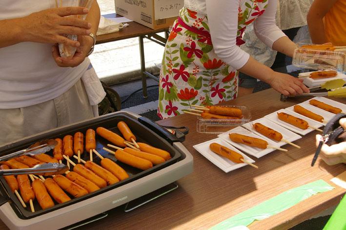 祭りはコミュニティを維持させる舞台装置:10高野台夏祭り_c0014967_19333640.jpg