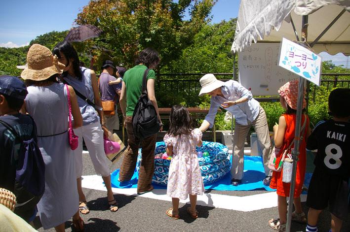 祭りはコミュニティを維持させる舞台装置:10高野台夏祭り_c0014967_19355653.jpg