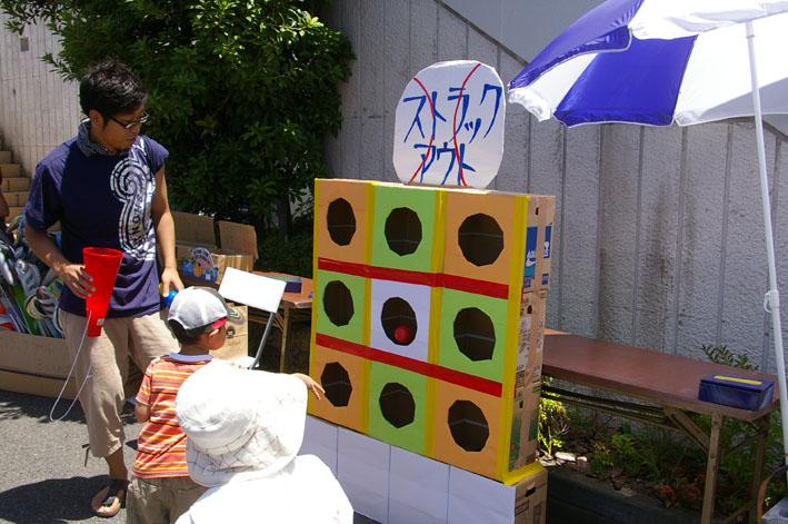 祭りはコミュニティを維持させる舞台装置:10高野台夏祭り_c0014967_19361633.jpg