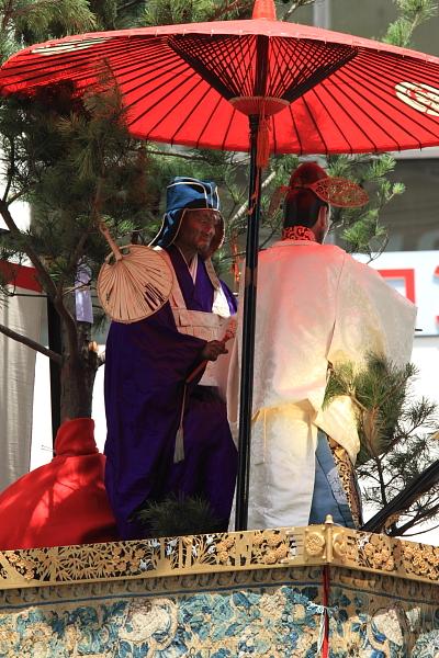 祇園祭 ~山鉾巡行(後編)~_e0051888_4473557.jpg