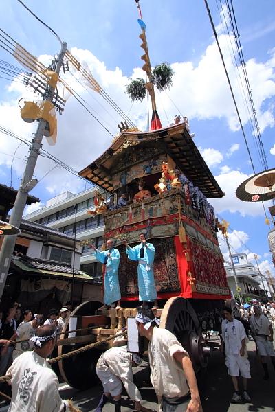 祇園祭 ~山鉾巡行(後編)~_e0051888_4491646.jpg