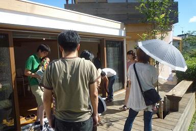 モデルハウス完成見学会・終了_d0087595_7515479.jpg