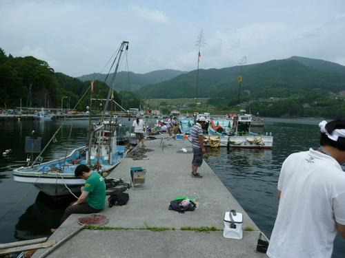 【10会員大会2日目】釣り大会報告_e0075103_14255262.jpg