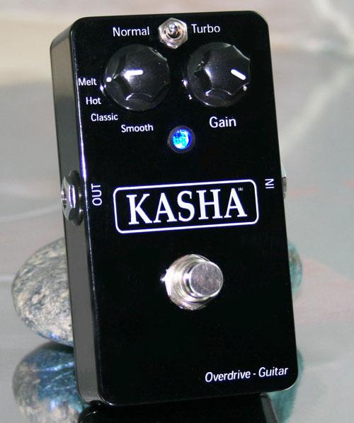「KASHA」の「4 Channel Overdrive Pedal」。_e0053731_20231689.jpg