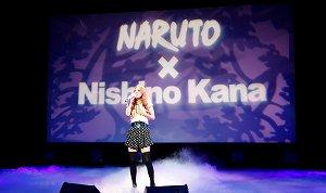 西野カナ、「劇場版NARUTO-ナルト-」主題歌の新曲を初披露!!_e0025035_0284689.jpg