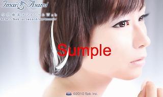 7月22日にリリースされる4thシングル「シャングリラ」にあわせて、今井麻美メーカー公式サイトがOPEN!_e0025035_1638034.jpg