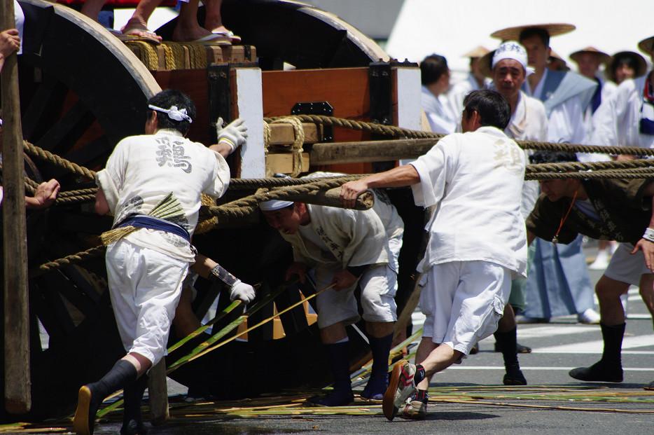 祇園祭 山鉾巡行 ~辻回し~(後編)_f0152550_21312091.jpg