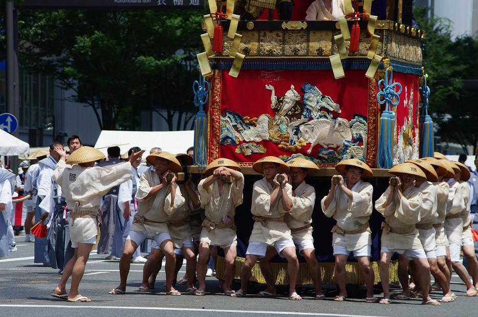 祇園祭 山鉾巡行 ~辻回し~(後編)_f0152550_21314135.jpg