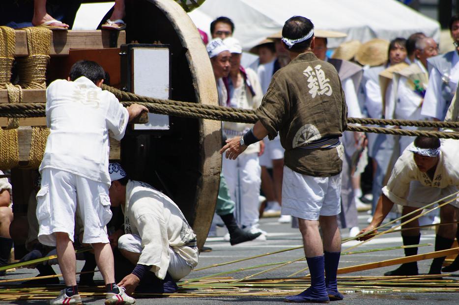 祇園祭 山鉾巡行 ~辻回し~(後編)_f0152550_2131947.jpg