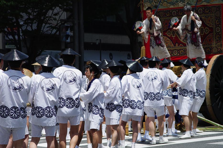 祇園祭 山鉾巡行 ~辻回し~(後編)_f0152550_21321915.jpg