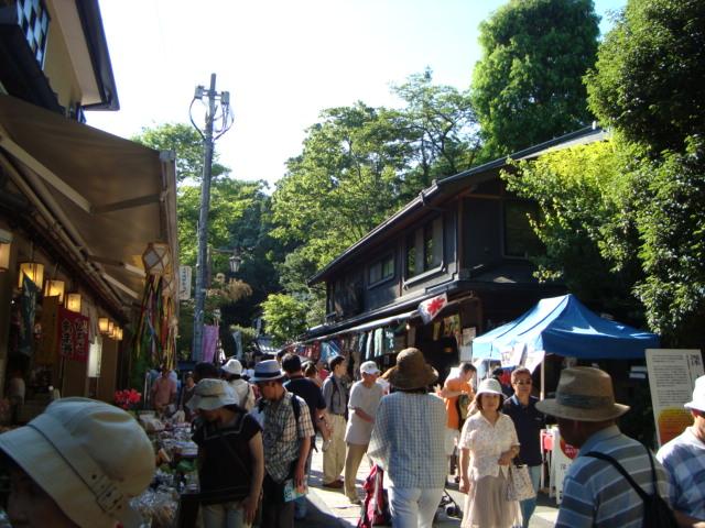 東京三鷹 深大寺へ行く。_f0232060_062064.jpg