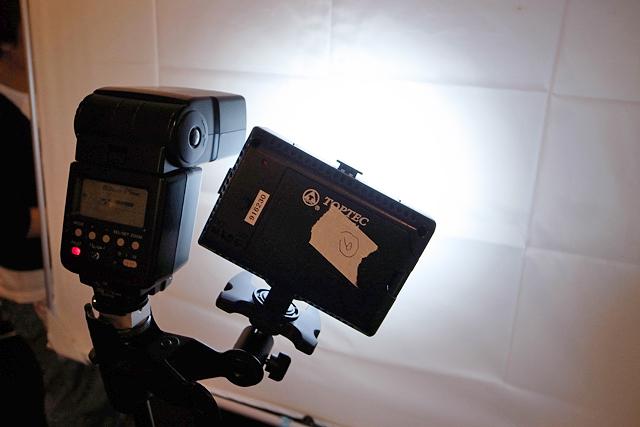 2010/07/21 LEDライトをモデリングランプとして使用する_b0171364_10502864.jpg