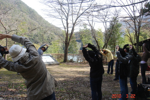 徳地森林ピクニック_c0150273_0541487.jpg
