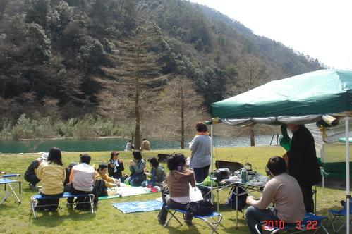 徳地森林ピクニック_c0150273_13541.jpg