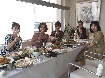 夏本番にスパイスを楽しむエスニックパーティ_a0138976_17572528.jpg