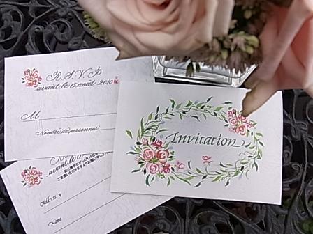 フランスでの結婚式の招待状♪_b0105897_2161591.jpg